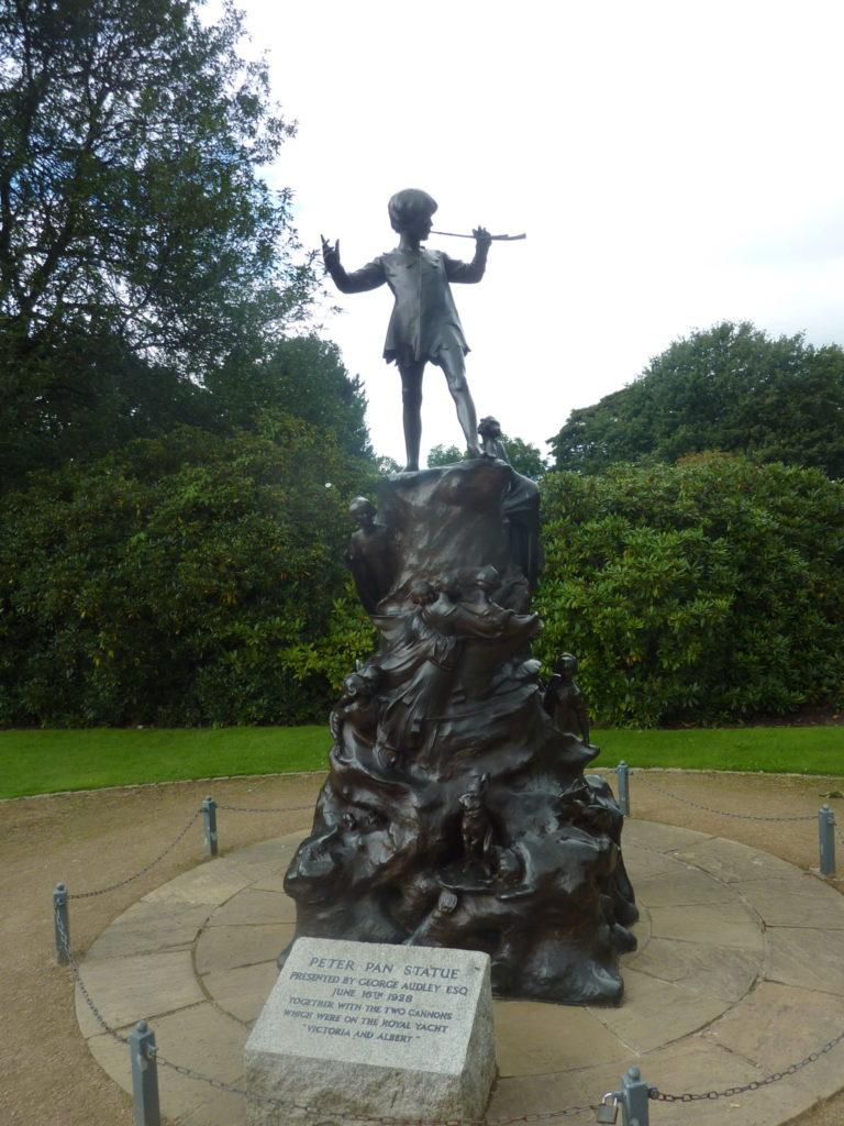 Liverpool England - Sefton Park