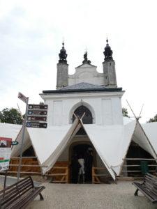 Kutna Hora Czech Republic - Sedlec Ossuary /Bone Church