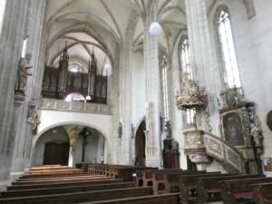 Kutna Hora Czech Republic - The Church of St James