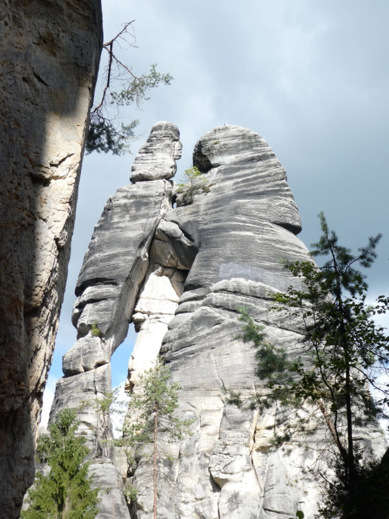 Adrspach-Teplice Rocks - The Lovers