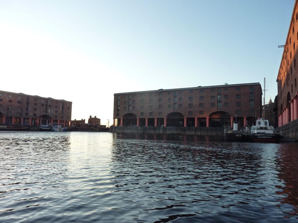 Liverpool England - Albert Dock
