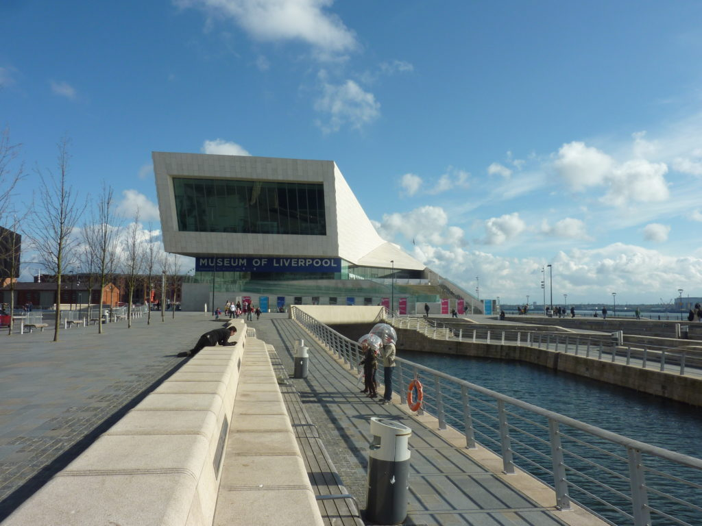 Liverpool England - Museum of Liverpool
