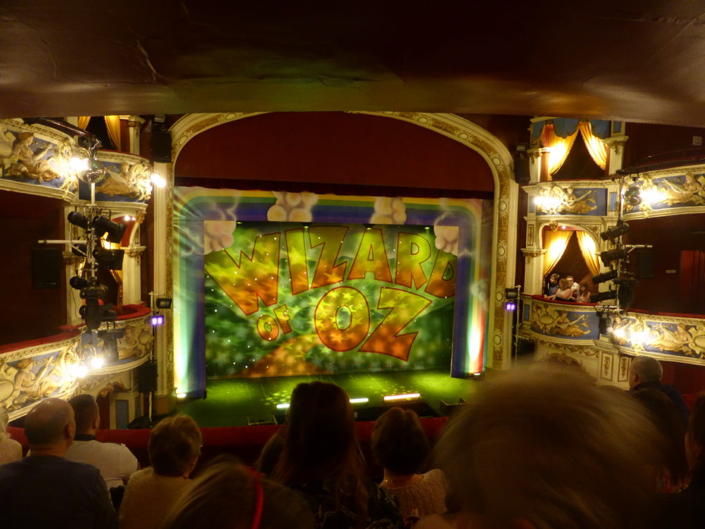 Crewe Lyceum Theatre - Cheshire England