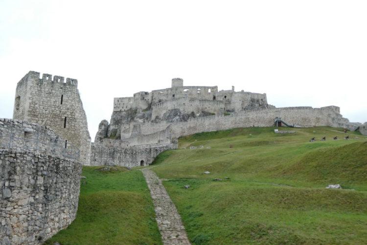 Spis Castle - Levoca Slovakia