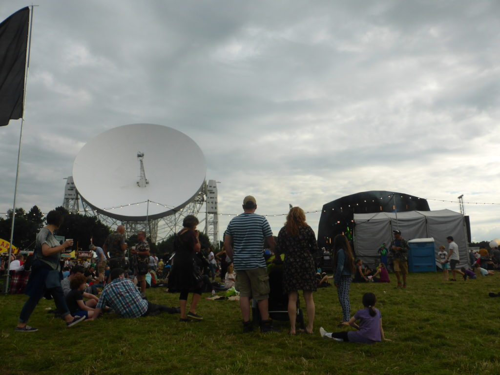 Bluedot Festival - Cheshire England
