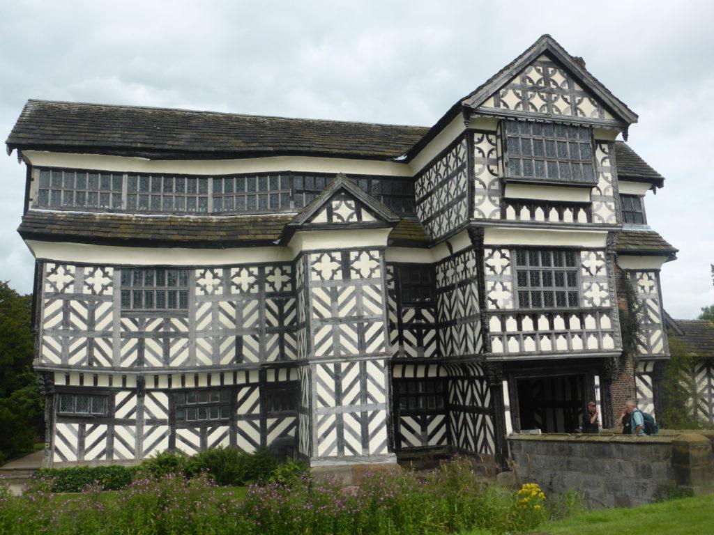 Little Moreton Hall - Cheshire England