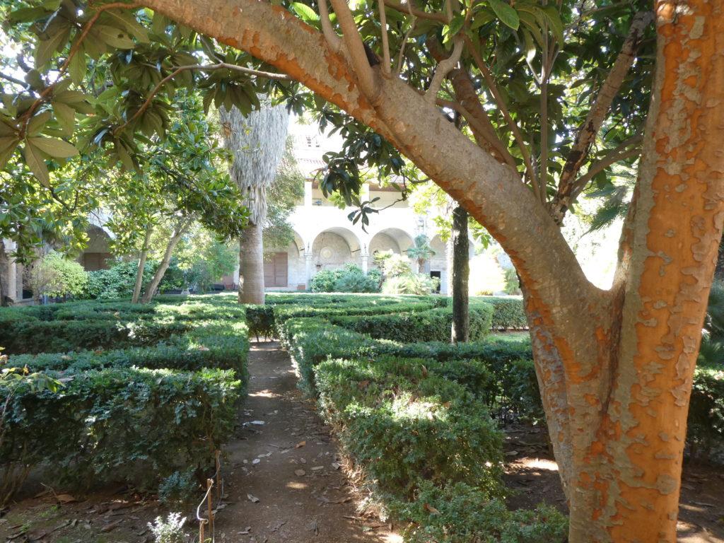 Lokrum Island Dubrovnik Croatia - Game of Thrones Monastery Gardens
