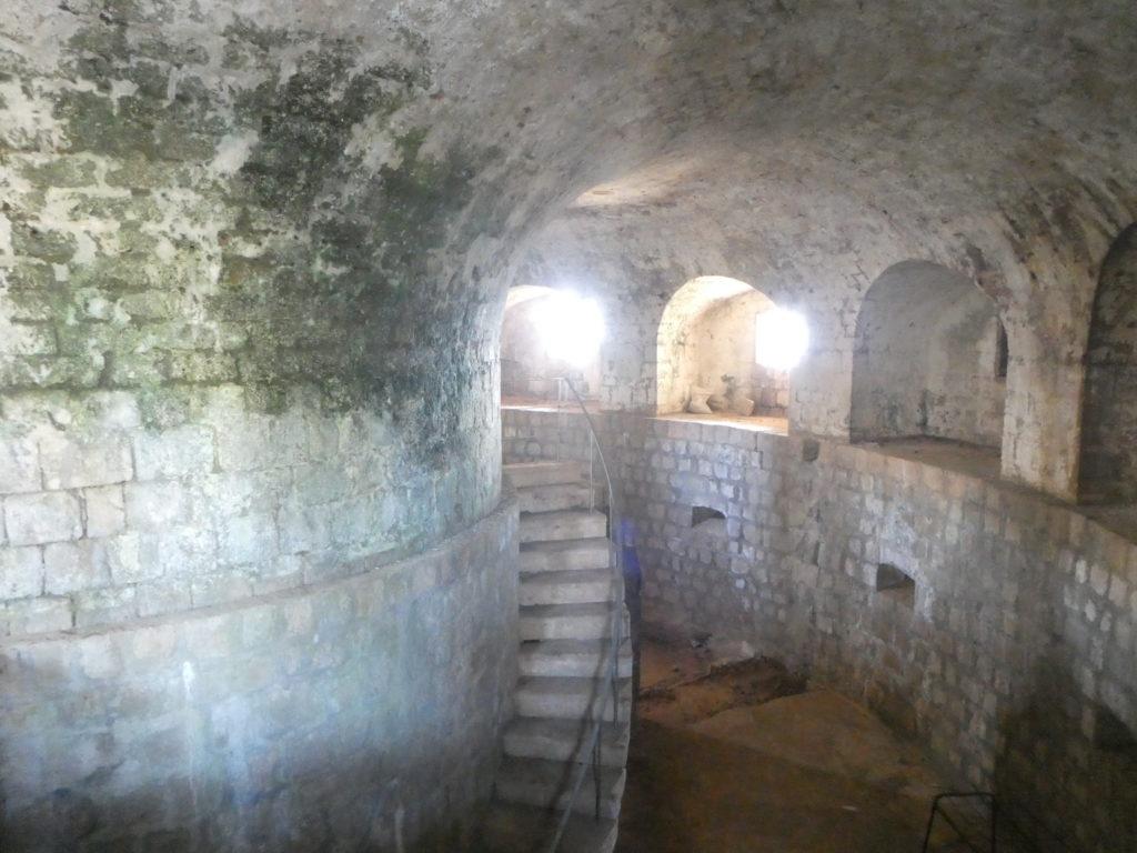 Lokrum Island Dubrovnik Croatia - Fort Royal
