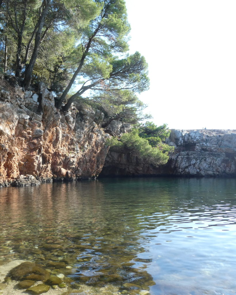 Lokrum Island Dubrovnik Croatia - Dead Sea Cove