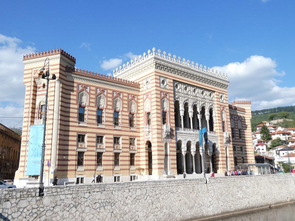 City Hall - Sarajevo, Bosnia and Herzegovina