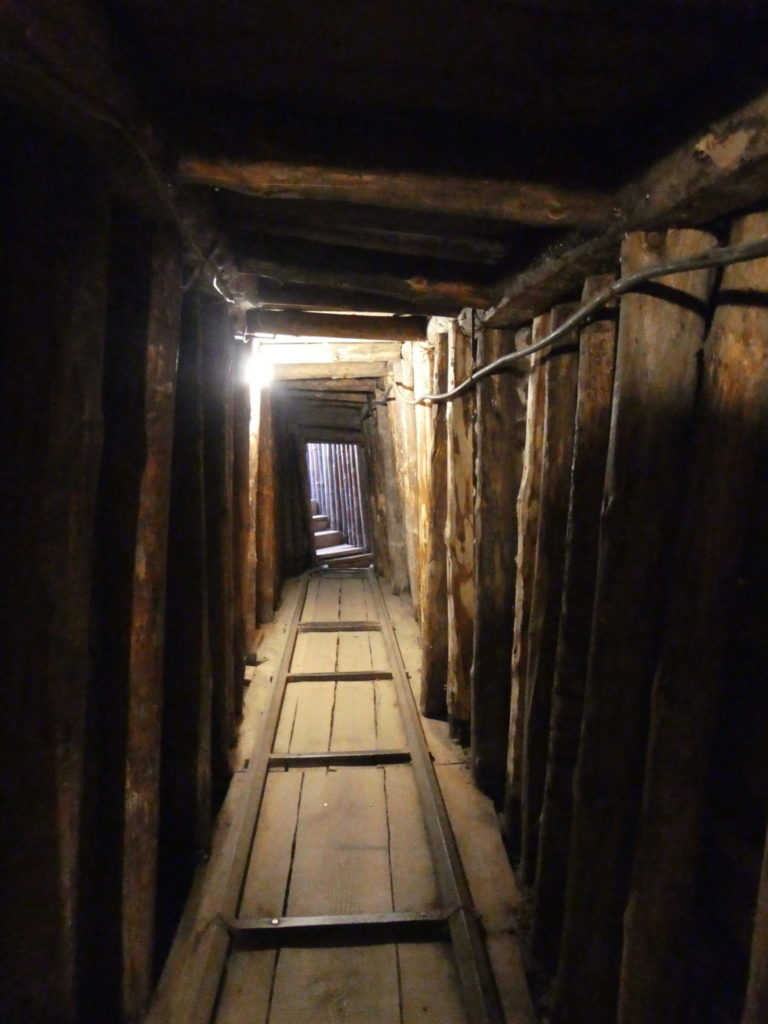 War Tunnels Museum - Sarajevo, Bosnia and Herzegovina