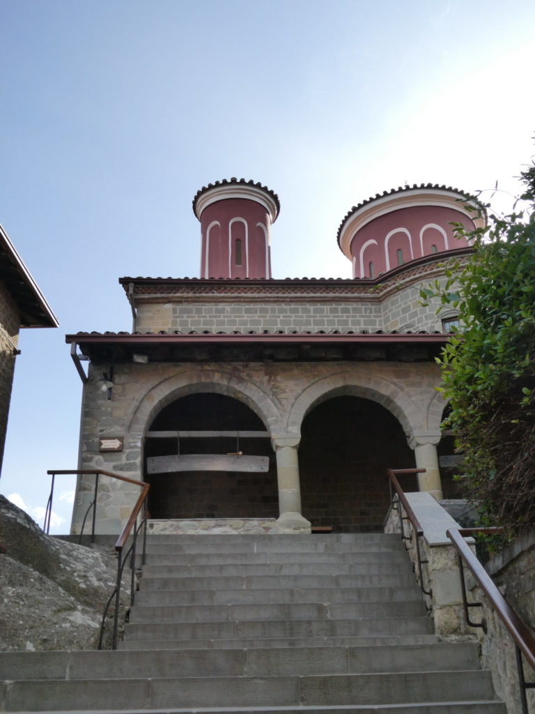 Saint Stephen's Nunnery - Meteora, Greece
