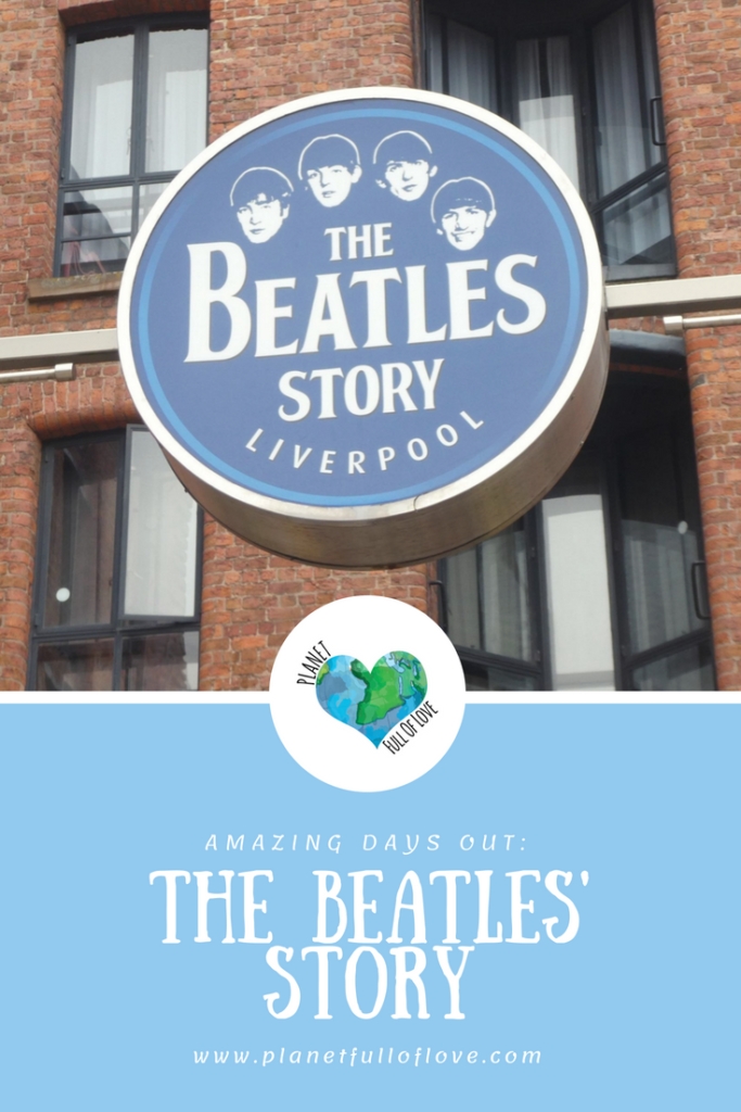 pinterest - days out, beatles'story