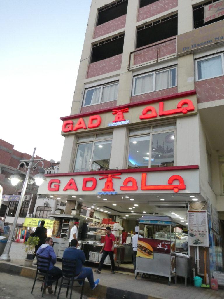 GAD - Hurghada, Egypt