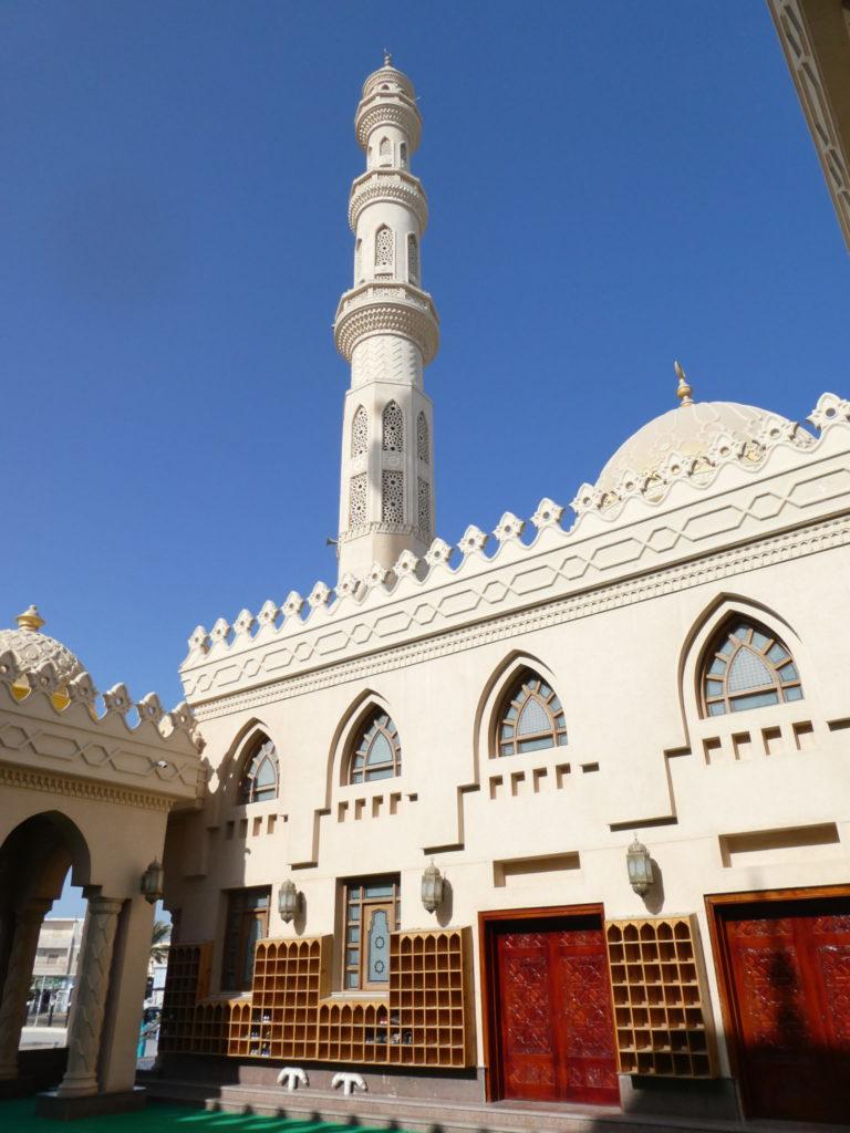 El Mina Masjid Mosque - Hurghada, Egypt