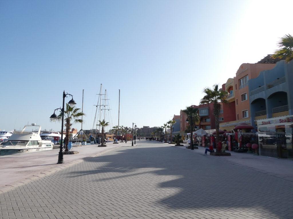 Hurghada Marina - Hurghada, Egypt