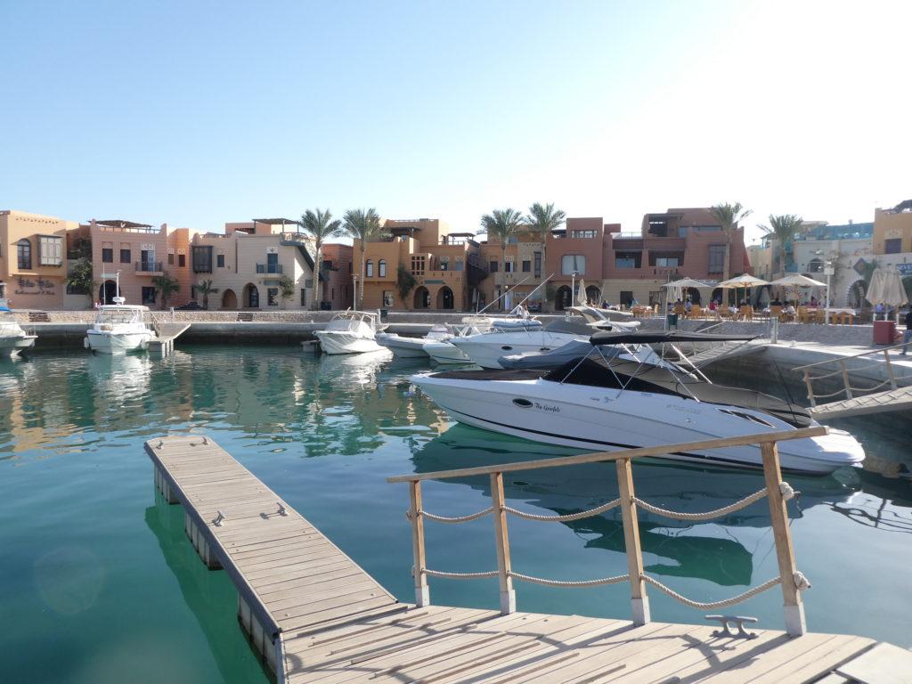 Abu Tig Marina - Hurghada, Egypt