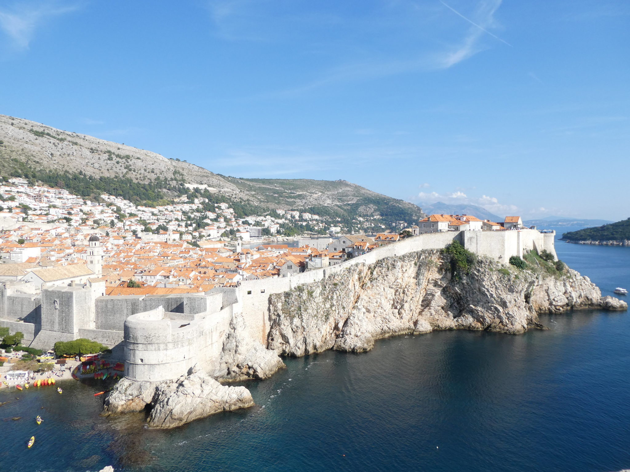 Our Five Favourite Things About Croatia, Dubrovnik