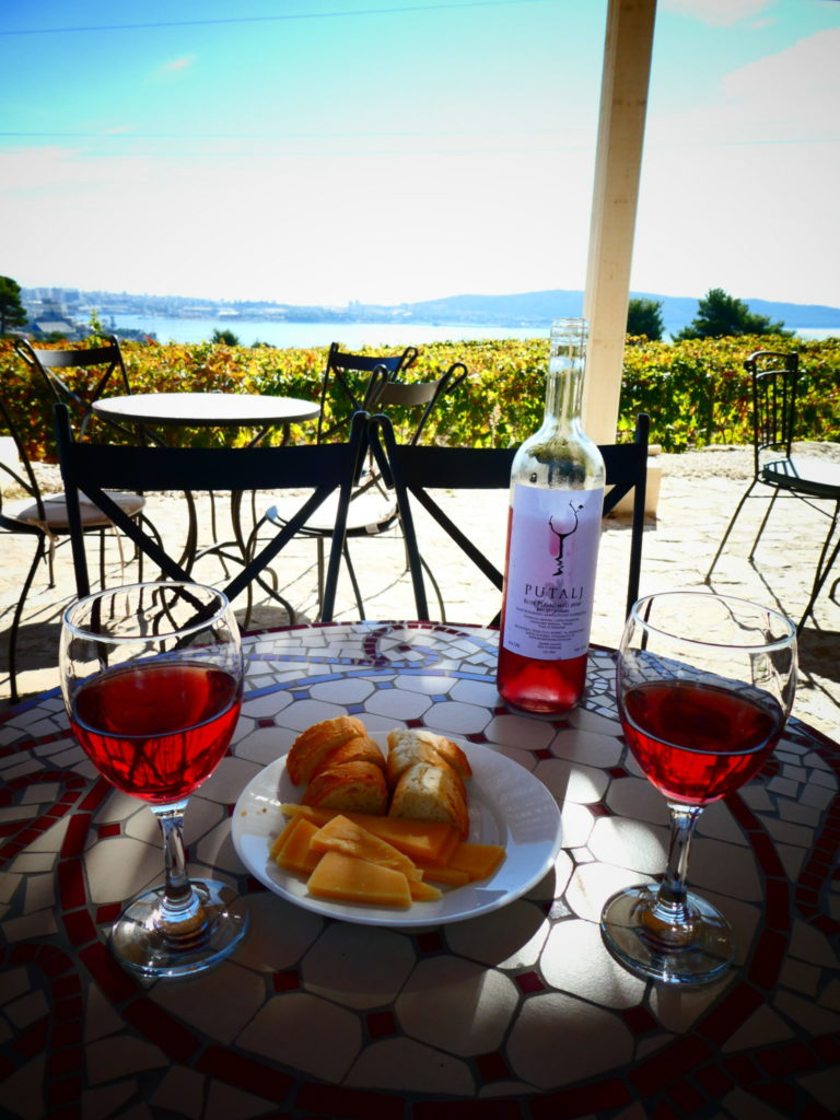 Our Five Favourite Things About Croatia, Putalj Winery, Split