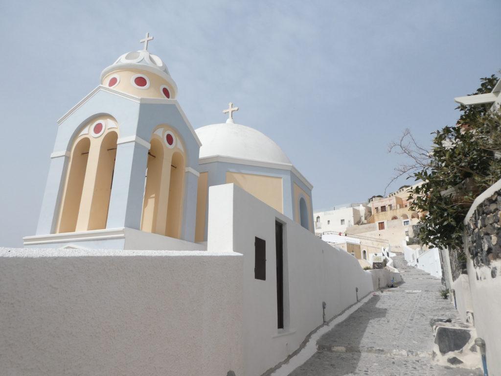 16 Tips for Hiking between Fira and Oia, Santorini, Greece