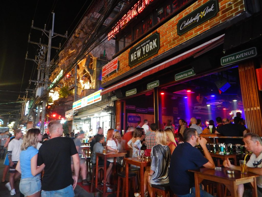 The Romantic Couples Travel Guide to Phuket, Bangla Road Nightlife, Thailand