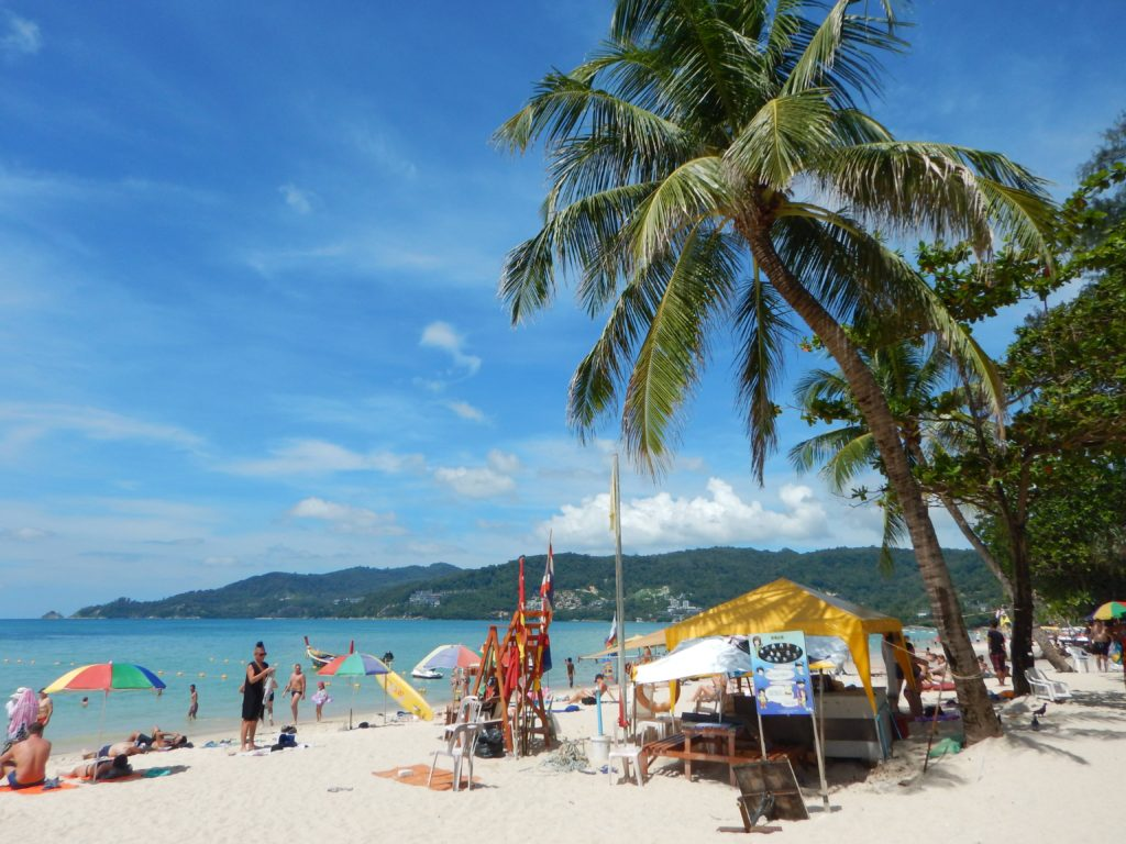 The Romantic Couples Travel Guide to Phuket, Patong Beach, Thailand