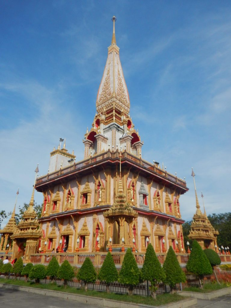 The Romantic Couples Travel Guide to Phuket, Wat Chalong, Thailand
