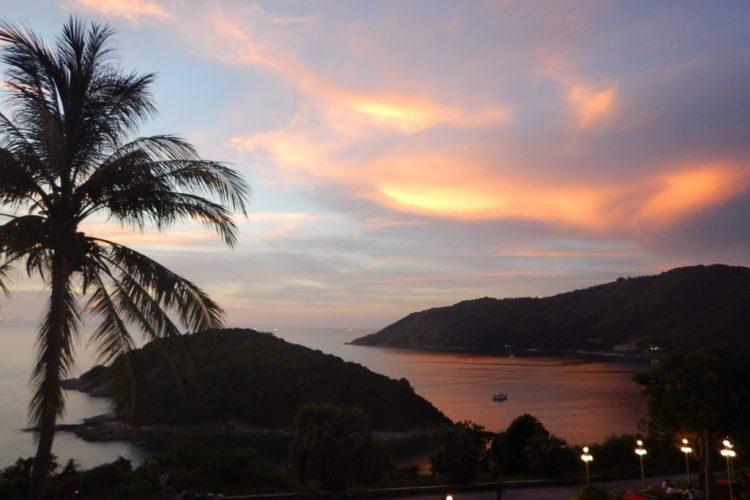 The Romantic Couples Travel Guide to Phuket, Sunset, Thailand