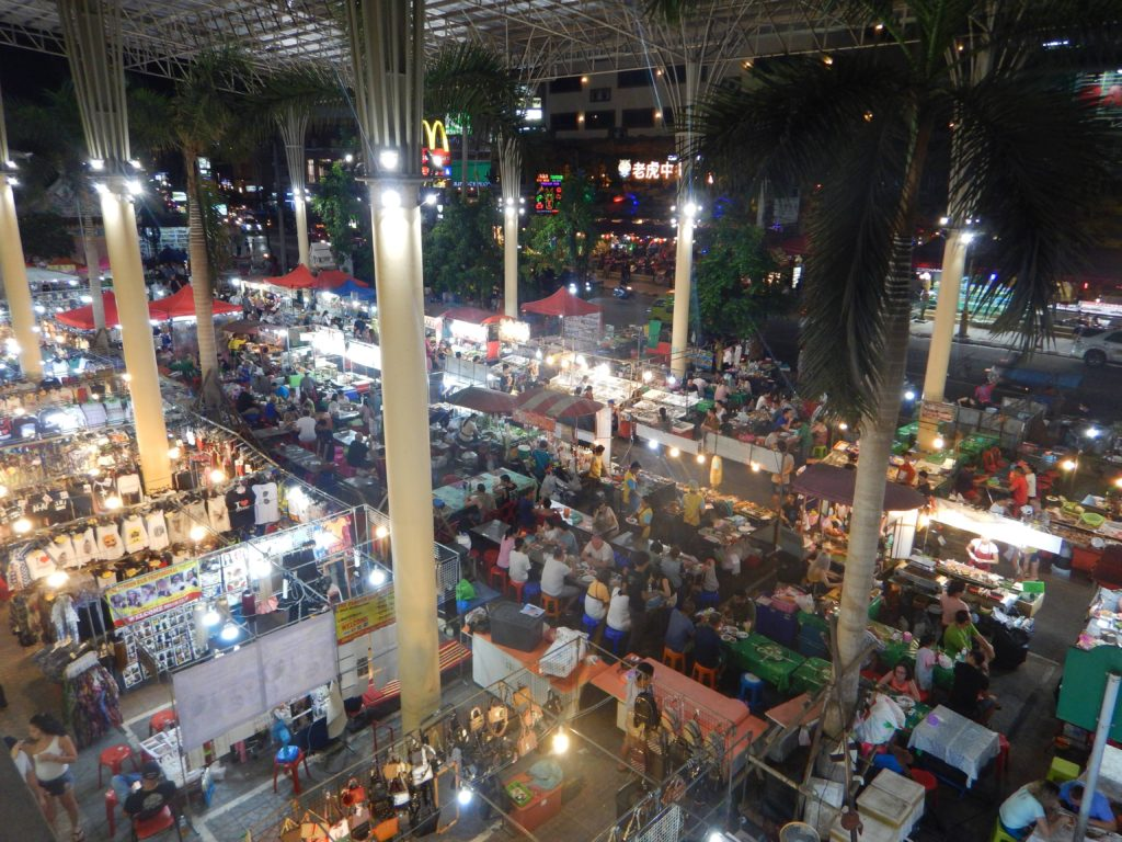 The Romantic Couples Travel Guide to Phuket, Night Food Market, Thailand