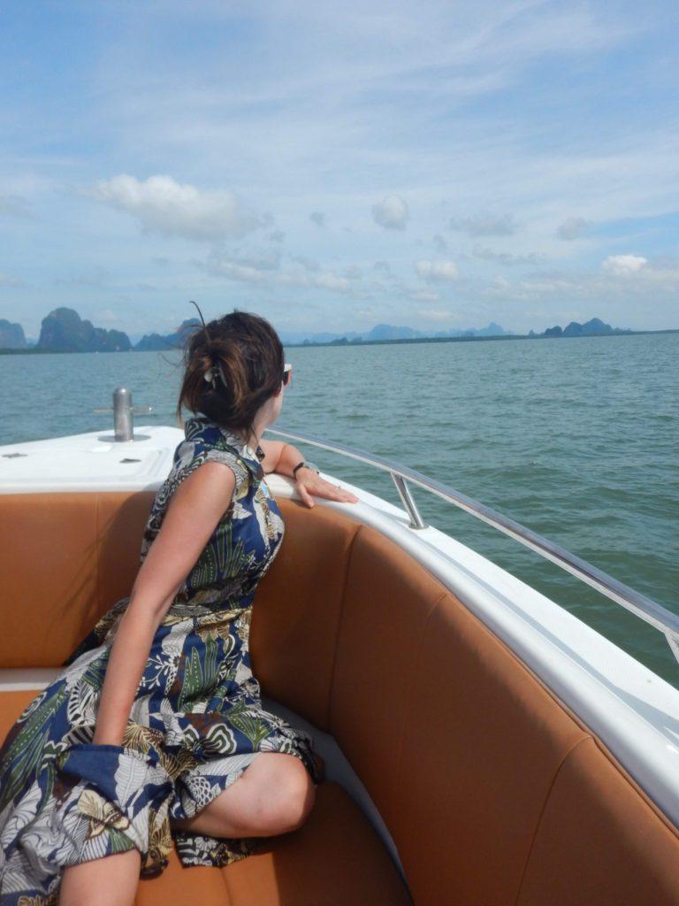 The Romantic Couples Travel Guide to Phuket, Phang Nga Bay Speedboat, Thailand