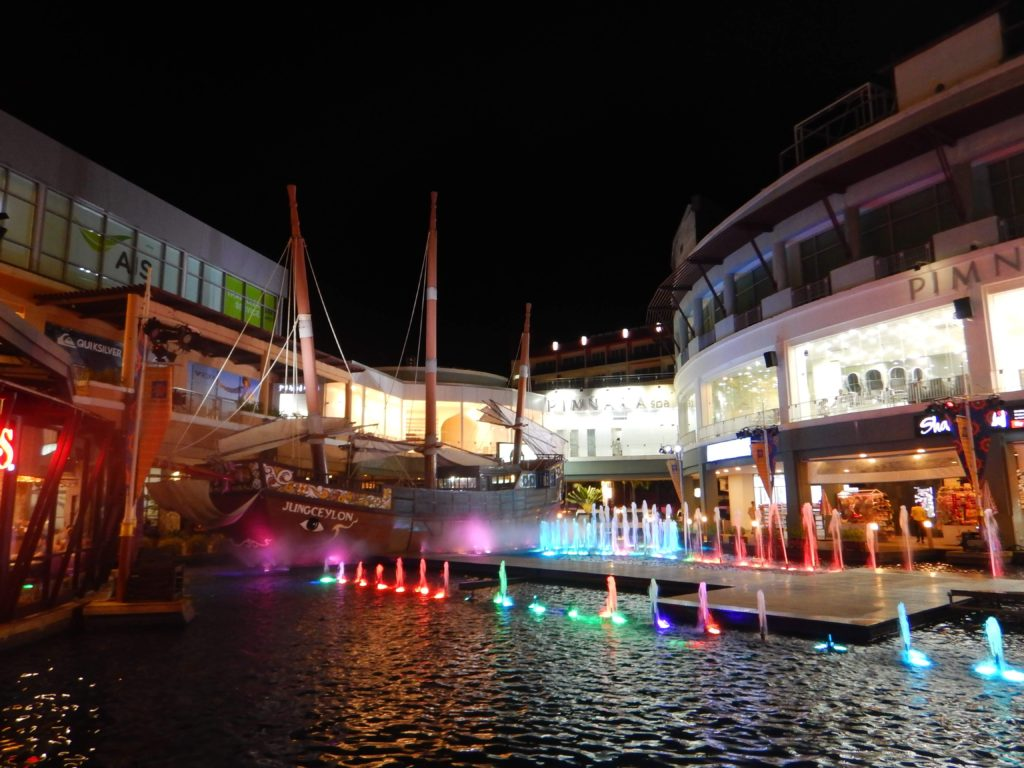 The Romantic Couples Travel Guide to Phuket, Jungceylon Shopping Mall, Thailand